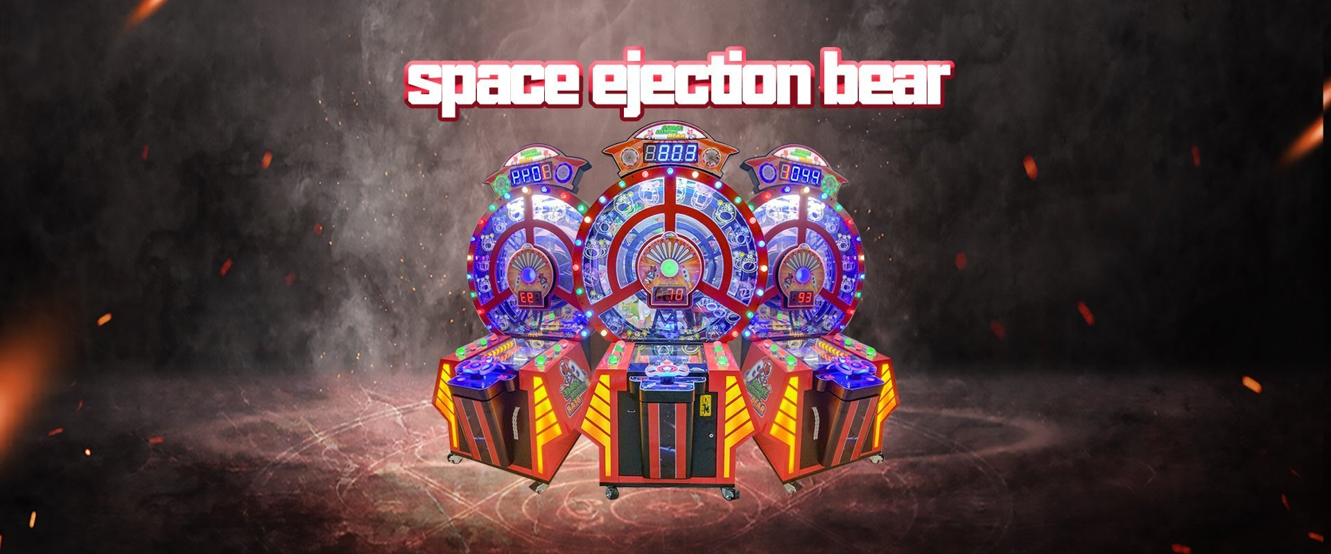 China Coin Operated Game Machine manufacturer