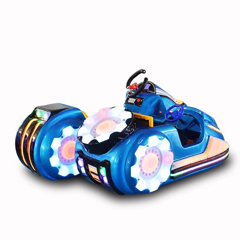 Amusement Rides Playground Kids Electronic Twins Motor