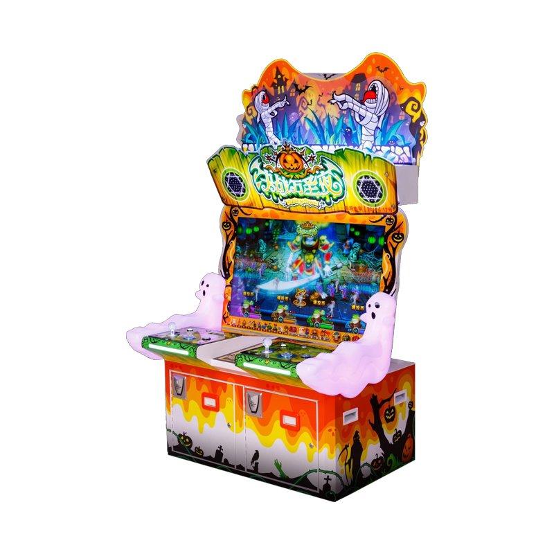 Crazy Monster Video Redemption Game Machine