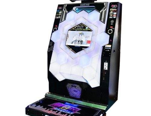 Professional Arcade Game Machines Supplier From China Help You To Resolve The Common Problem Of Dance  Cube