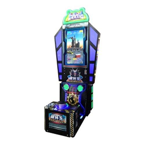 Naughty Bulider Hammer Arcade Game Machine