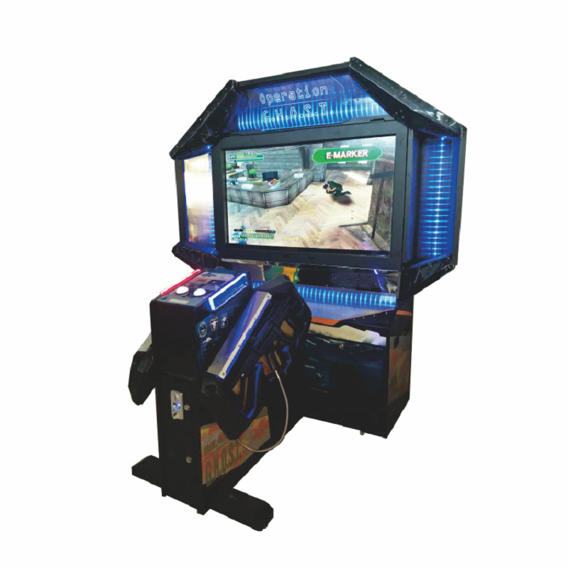 Operation Ghost Shooting Video Arcade Game Machine