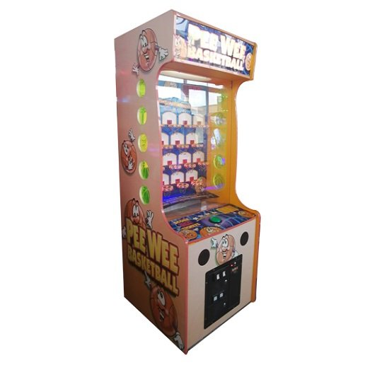 PeeWee BasketBall Redemption Game Machine
