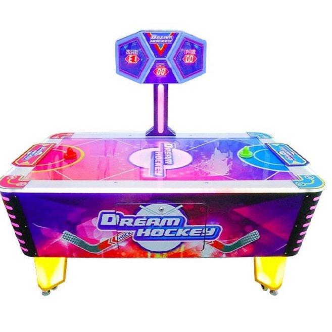 hockey king arcade game machine