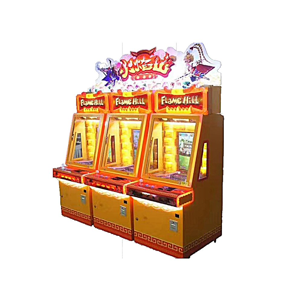 flame-hill-coin-pusher-redemption-game-machine