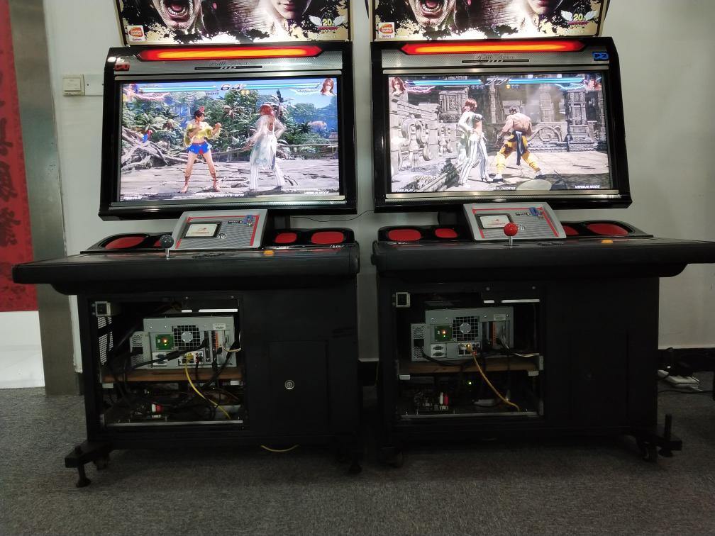 original tekken 7 arcade game machine