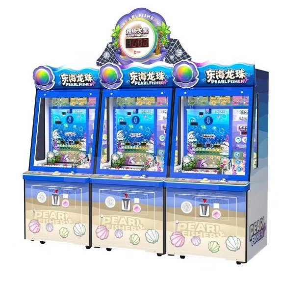 Peal Fisher Redemption Game Machine