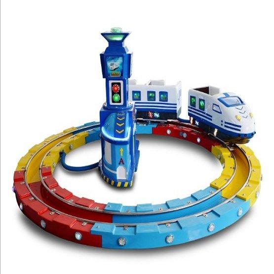 railway castle amusement ride