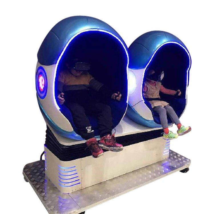 9D VR 2 Seats Egg