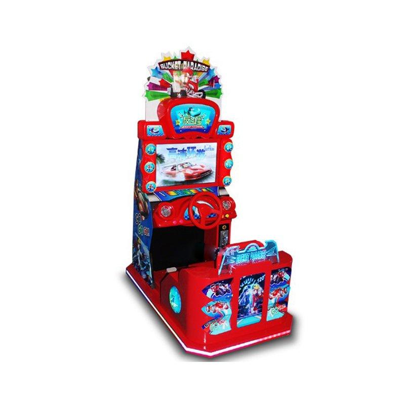 Kids Sonic Car Racing Game Machine