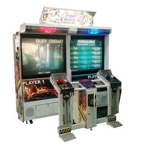 Time Crisis 4 Video Arcade Shooting Game Machine
