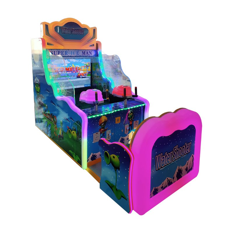 20 In1Water Shooting Game Machine