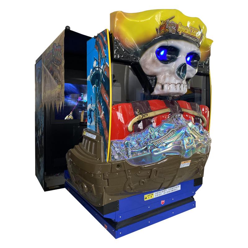 deadstorm pirates arcade