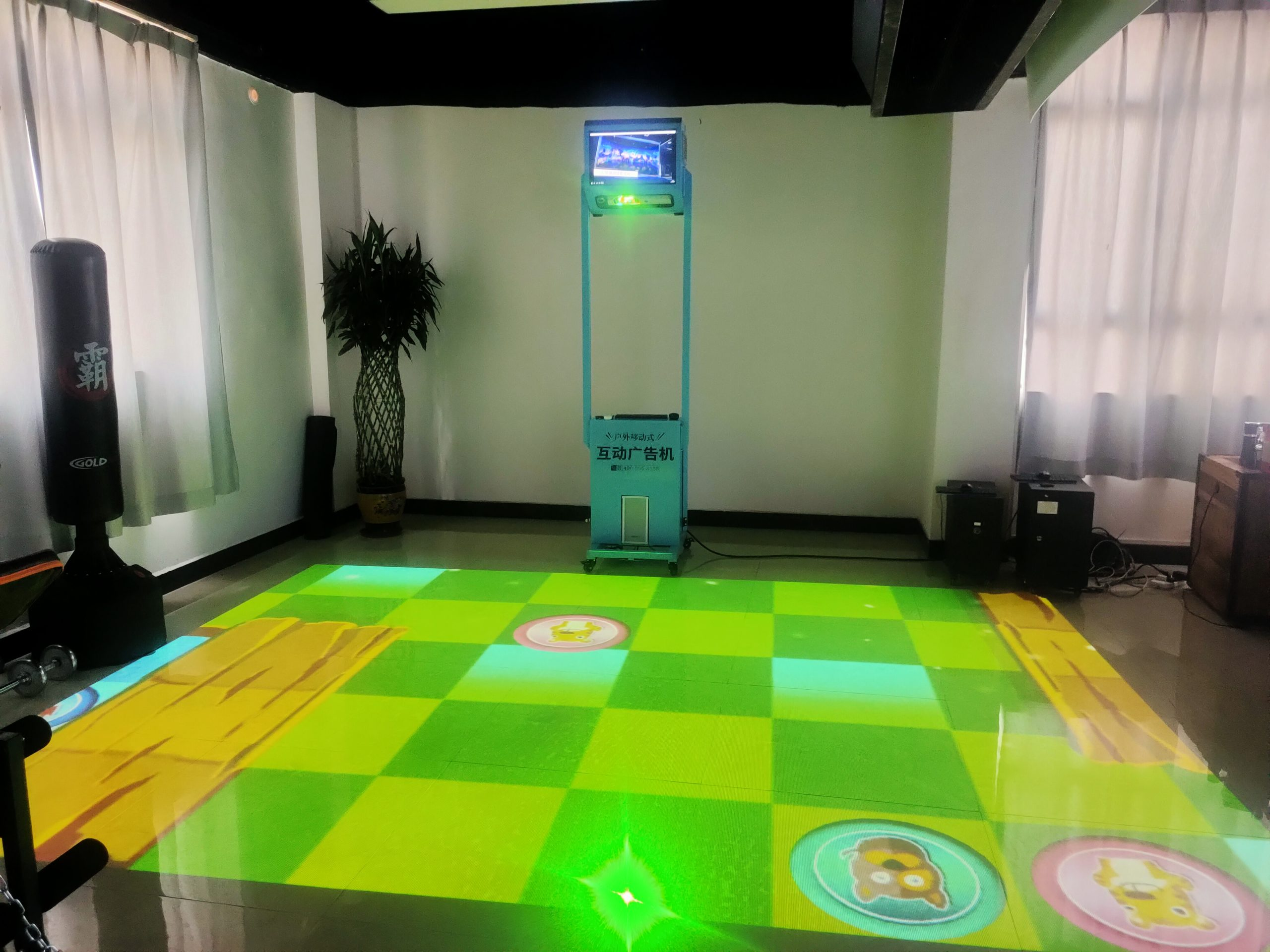 Magic Traffic Mobile Projection For Sale