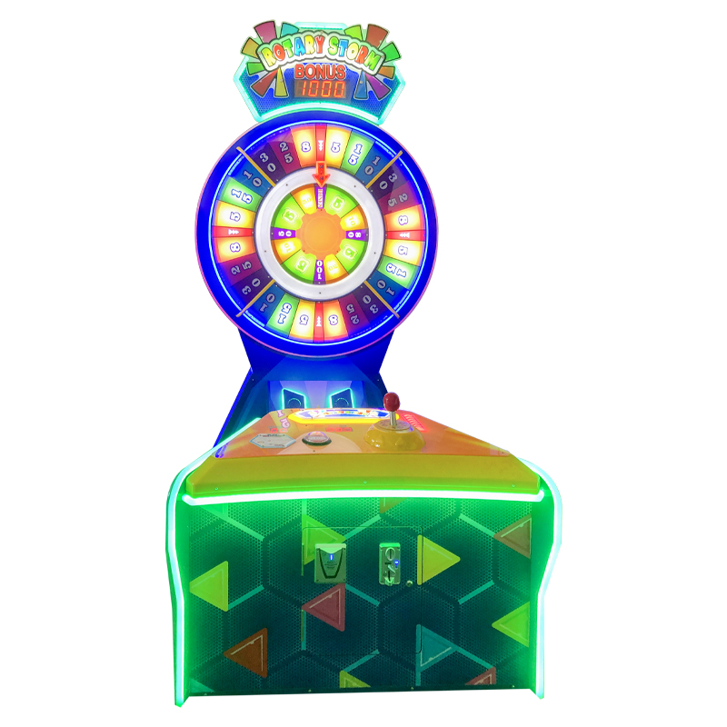 Hot Selling Turntable Storm2 Game Machine