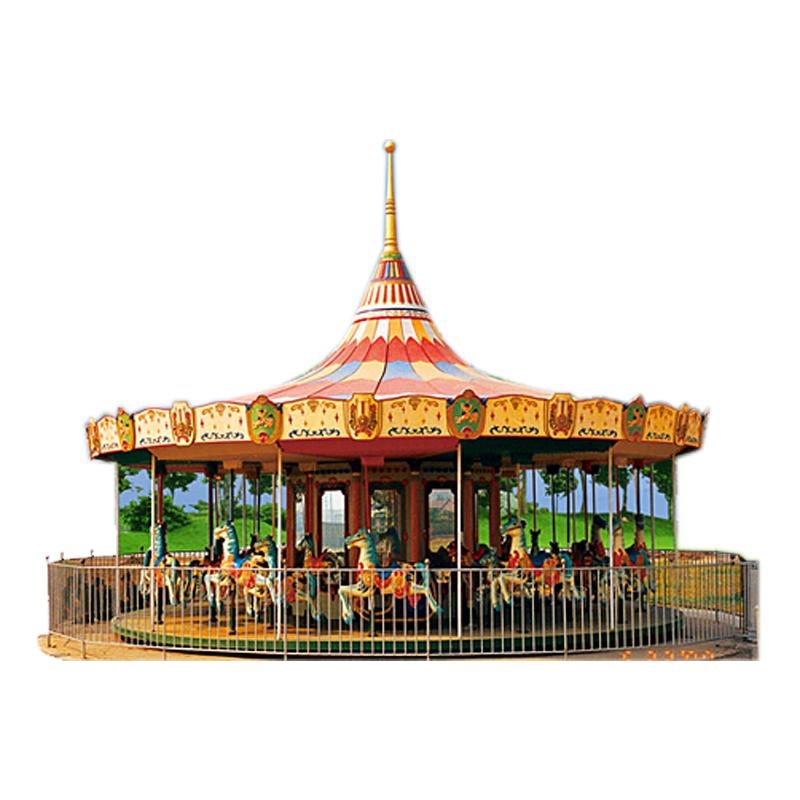24seats carousel Amusement Equipment