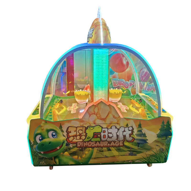 Coin Operated Dinosaurs.age Children Game Machine