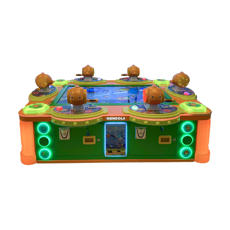 Direct Sales By Manufacturers Are Hot Fishing Game Machine