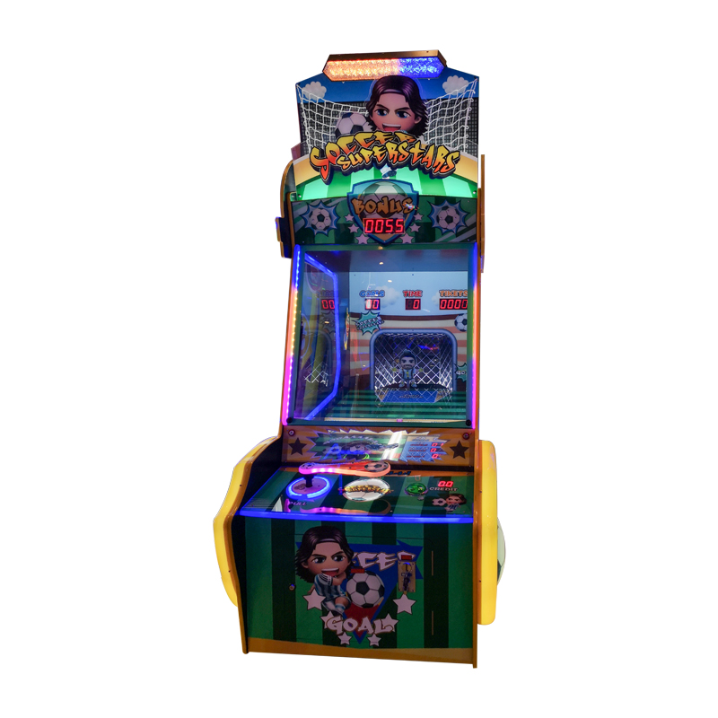 Coin Operated Football Game Machine