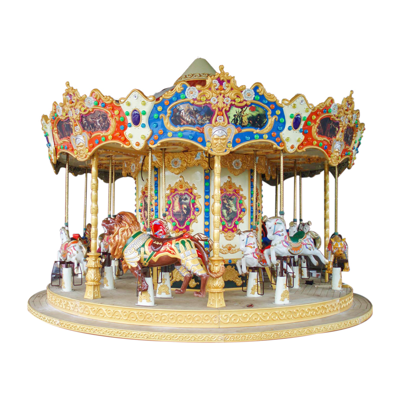 Luxury Carousel Rides For Sale
