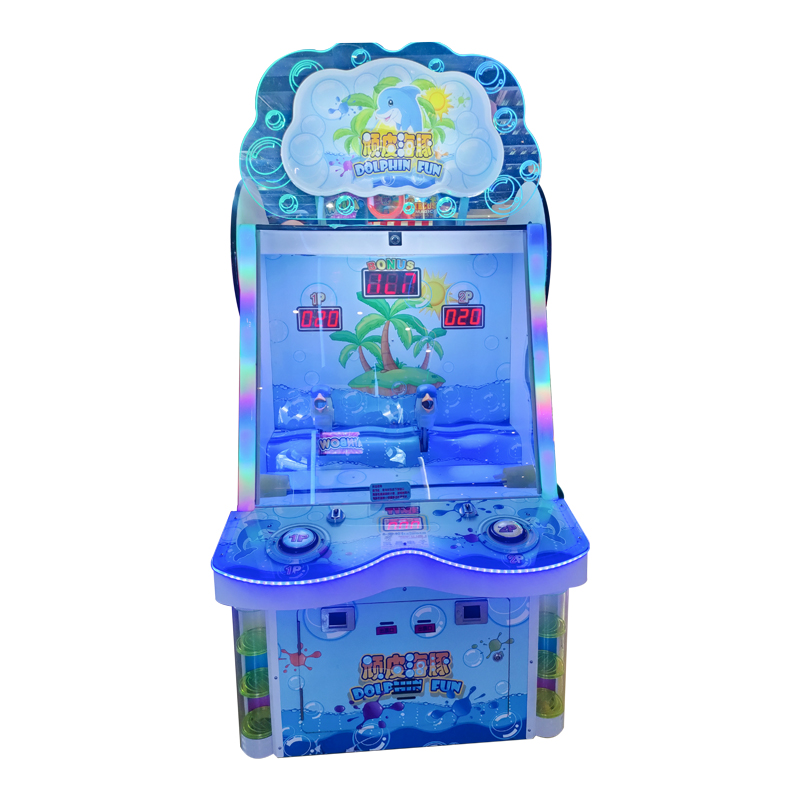 Naughty Dolphins Kids Game