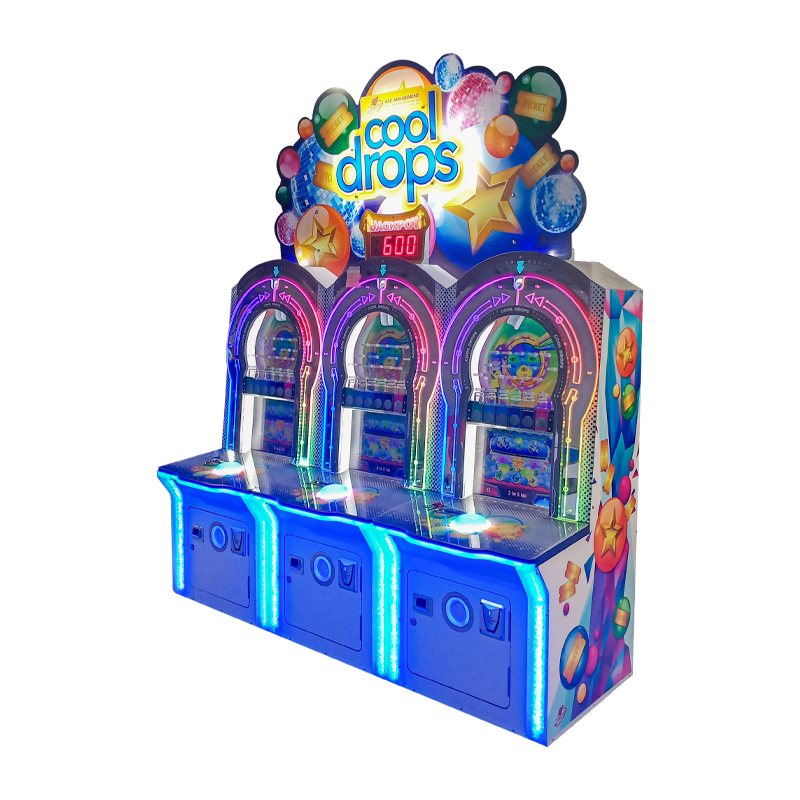 COOL DROPS Redemption Game Machine