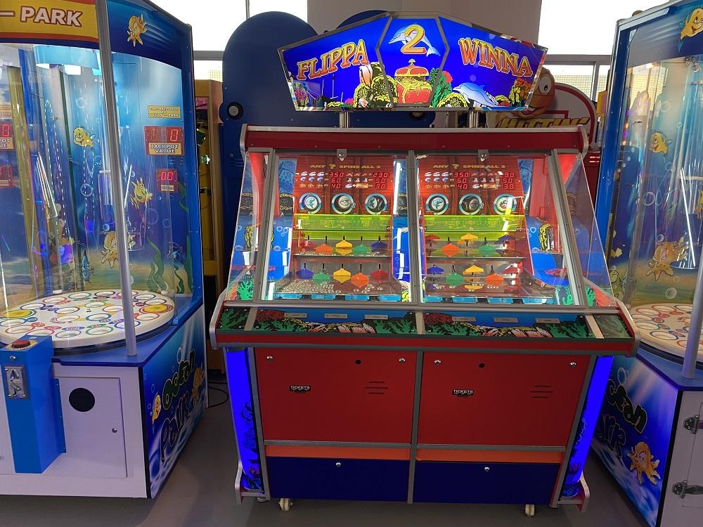 Flippa 2 Winna Redemption Game Machines