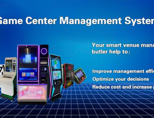 How To Use The Arcade Card System To Management Your Game Room?