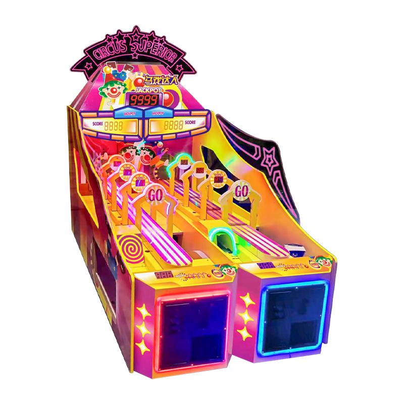 kids arcade ticket game machine
