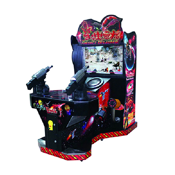 Insect Disaster Arcade Games