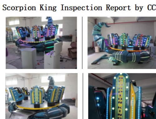 Scorpion King Inspection Report by CCIC