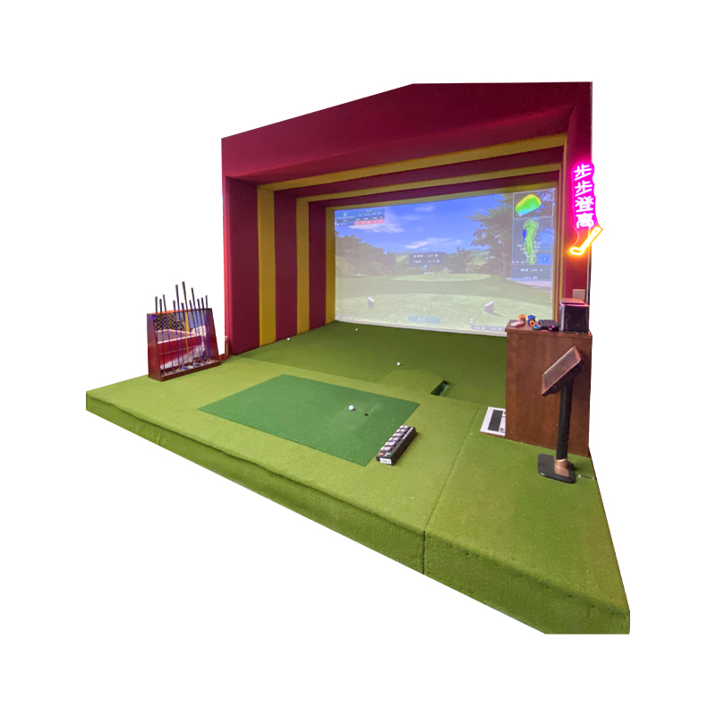 AR Interactive Projection Golf
