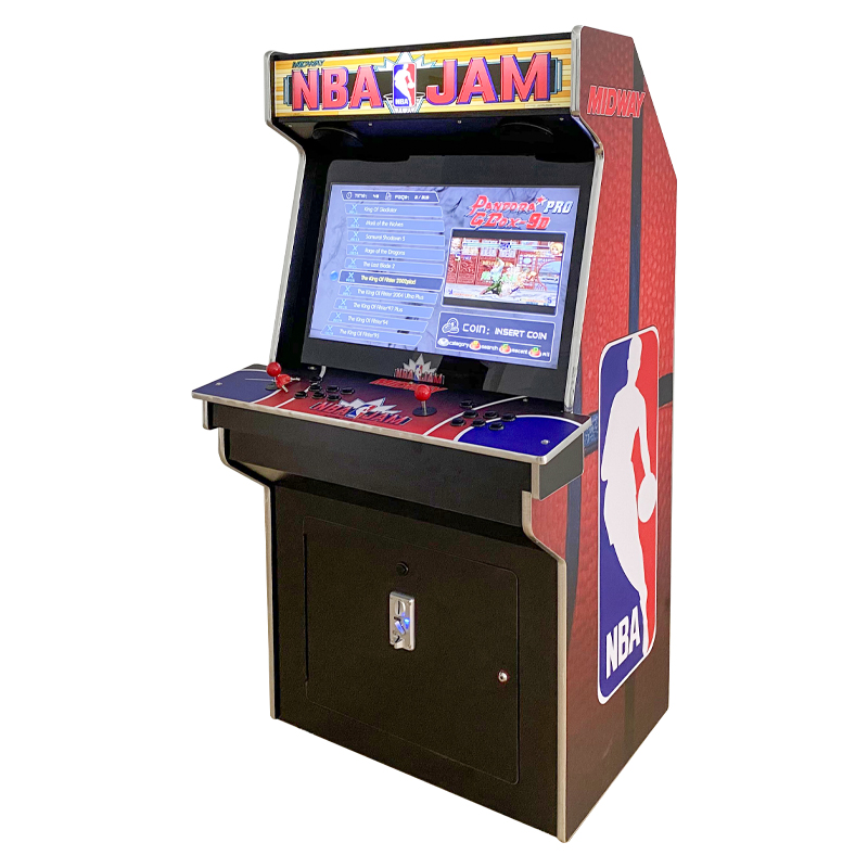 NBA JAM Arcade Games