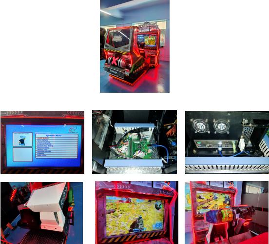 Peak Season For Amusement Games Machine Is Coming